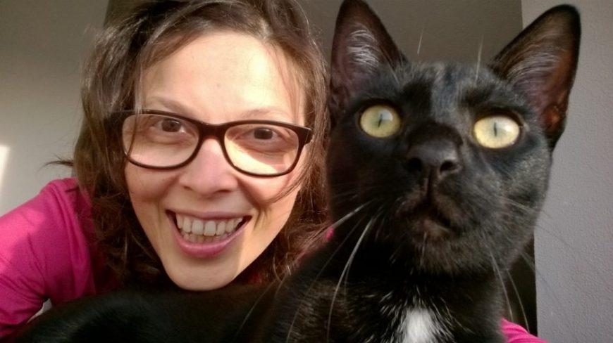 Cat sitter, Ana Castanheira
