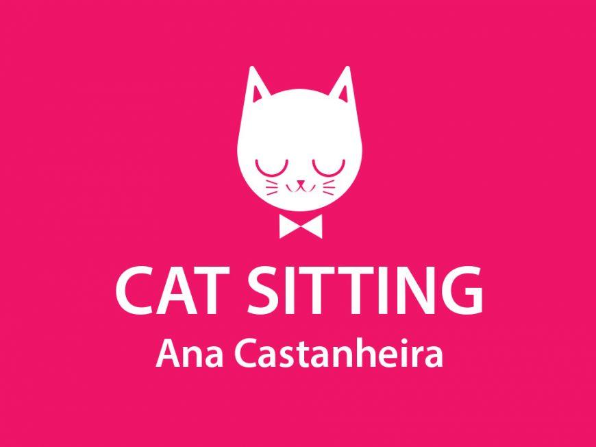 Cat sitter- Cuidadora de gatos